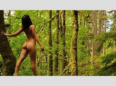 Xgirls Ws Naked Girl In The Forest On Vimeo