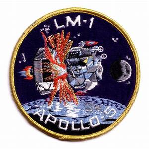 Apollo 6 Patch (page 2) - Pics about space