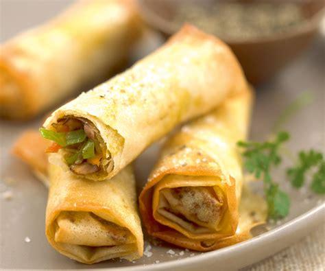 cuisine chinoise nems nems recette facile nouvel an chinois gourmand