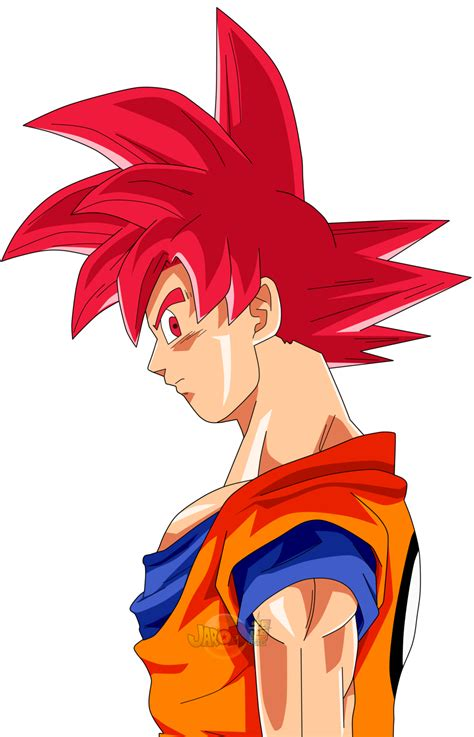 Goku ssjFace by jaredsongohan on DeviantArt