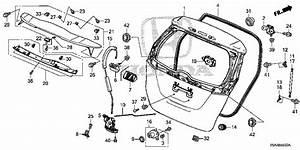 28 Honda Fit Body Parts Diagram