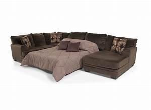 Leather sectional sleeper sofa silo christmas tree farm for Sleeper sectional sofas