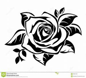 Roses Clipart Black And White Many Interesting Cliparts