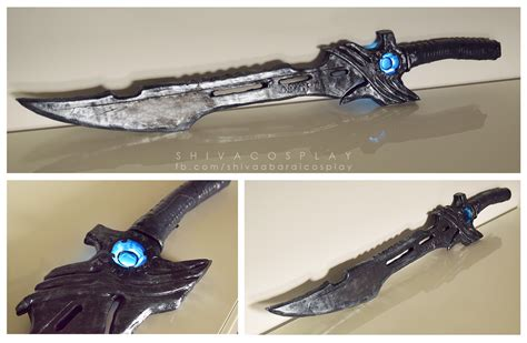 call of duty 01 fury 39 s song sword prop replica cod bo3 by
