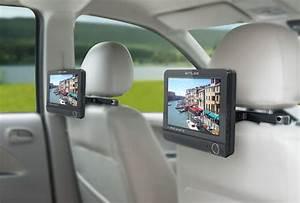 Ecran Video Voiture : lecteur dvd voiture double cran les meilleurs mod les pas cher ~ Farleysfitness.com Idées de Décoration