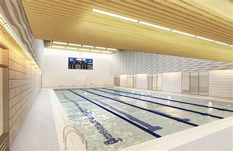John Jay College Natatorium