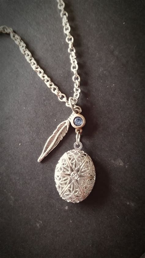 aromatherapy locket necklace silver aromatherapy necklace essential diffuser locket