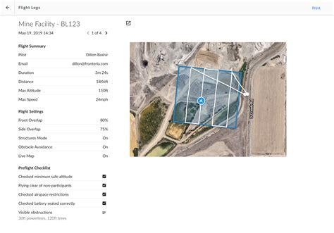 drone operations management