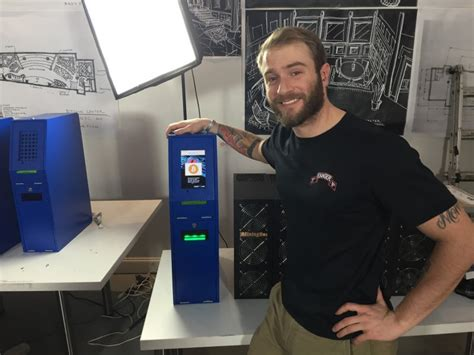 bitcoin dave cryptocurrency atm machine producer