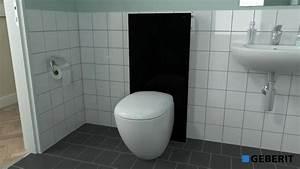 Geberit Monolith Wc : geberit panneau wc monolith youtube ~ Frokenaadalensverden.com Haus und Dekorationen