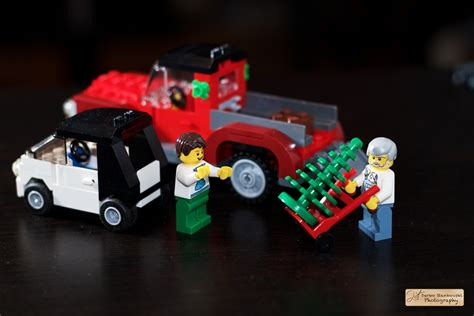 catchy collections of lego christmas tree truck fabulous