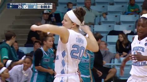 unc womens basketball balanced scoring propels unc