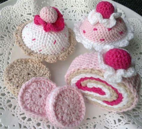 crochet cuisine 1009 best crochet food images on crochet food