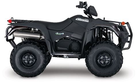 Suzuki Kingquad 500 by 2017 Kingquad 500axi Power Steering Special Edition