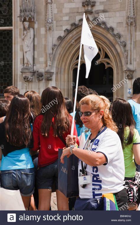 Markt, Bruges, Belgium, Europe. Tourists shopping tour ...