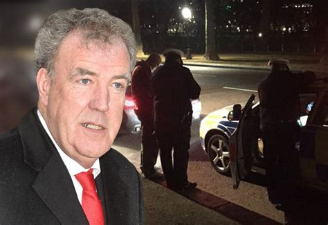 Jeremy Clarkson Pulled Over By Police As Top Gear's Chris