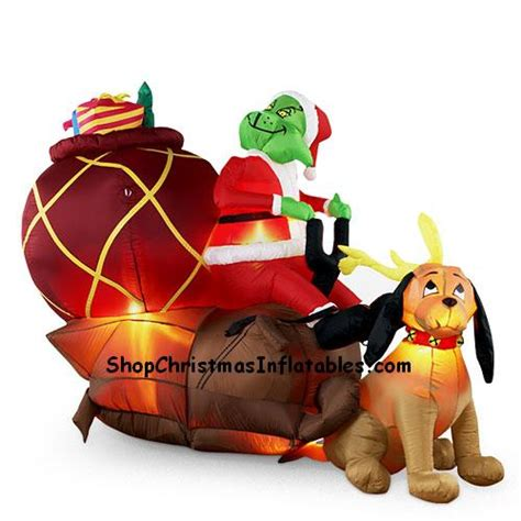 gemmy airblown inflatables  christmas