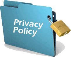 Privacy Policy – W6AER- Pacifica, CA