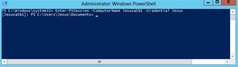 powershell commands   remote management easier