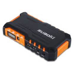 Portable Car Battery Jump Starters Chargers