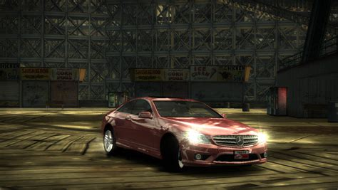 speed  wanted cars  mercedes benz nfscars