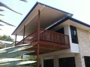 Adding A Pergola To An Existing Deck by Decks Brisbane Deck Builders Brisbane Timber Decking