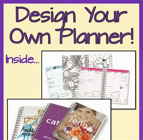 design your own planner design your own planner minds in bloom