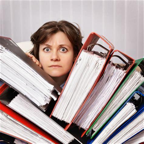 bureau comment bien ranger ses papiers