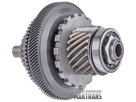 Planetary Direct 3 Pinions (differential Drive Gear 21