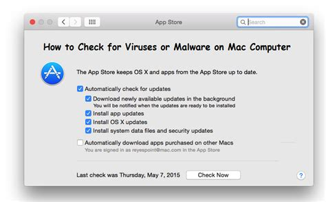 how to check iphone for viruses 1 800 608 5461 check for viruses or malware on mac computer