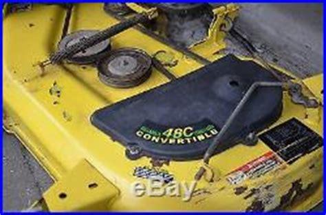 deere 48c mower deck spindle low cost lawnmowers 187 model
