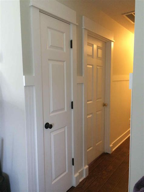 Primary Farmhouse Style Baseboards Most Important