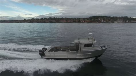 Aci Boats by Montague 1530 Crabber By Aci Boats