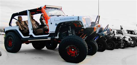 Custom Jeeps & Trucks Your Local