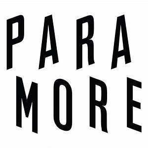 Paramore Logo 2014 Related Keywords & Suggestions ...