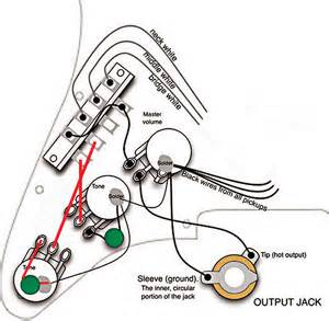 stratocaster tone split mod With guitar wiring mods