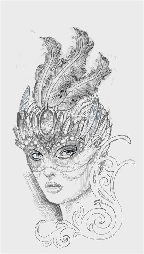Pin by Gerda Debuys on Adult coloring in 2019 | Blank coloring pages, Drawings, Illustration art
