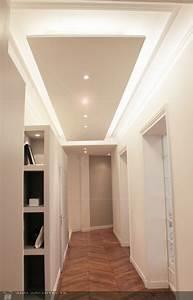 Spot Plafond Salon : les 25 meilleures id es de la cat gorie faux plafond sur ~ Edinachiropracticcenter.com Idées de Décoration
