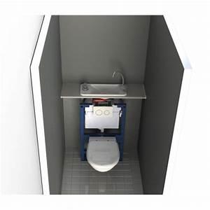 Reservoir Wc Lave Main : wc suspendu geberit avec lave main compact int gr wici next wici concept ~ Melissatoandfro.com Idées de Décoration