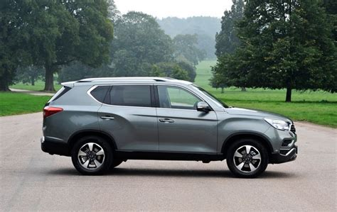 SsangYong Rexton can be the Chelsea tractor for the masses ...