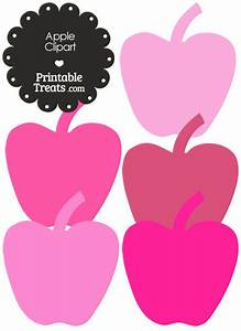 Pink Apple Clip Art (16+)