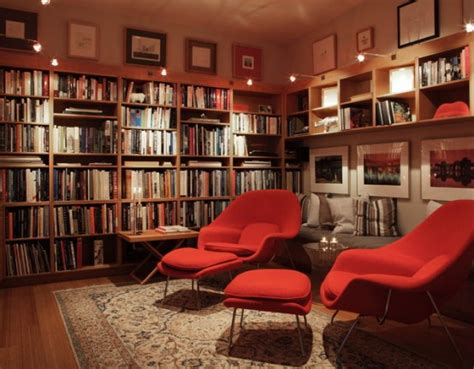 Design Ideas For A Classic Library
