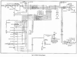 1937 Chevy Truck Wiring Diagram