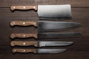 Knives For Kitchen Five Knives Every Home Chef Should Own