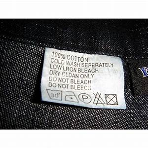 useful information on the hazardous chemicals in clothing With content labels for clothing