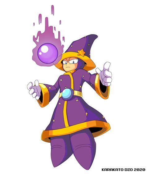 Wizard Man (SFR)   Robot Master Database Wiki   Fandom
