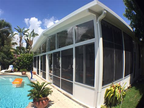 aluminum roof enclosures west palm patio outdoor