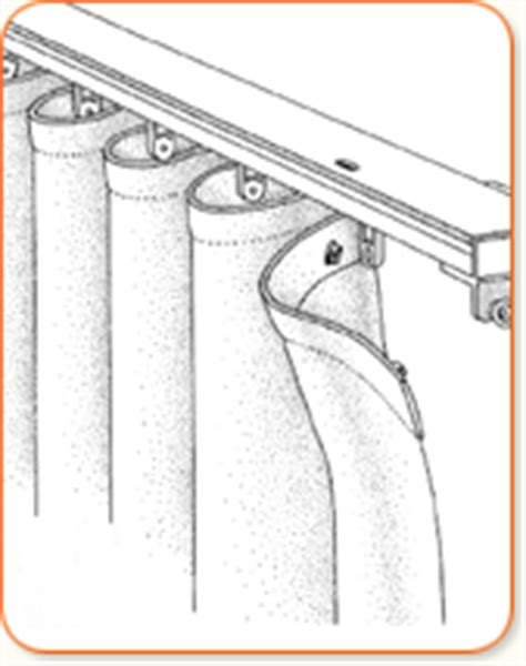 type of curtains for traverse rod kirsch drapery hardware is often made for a specific