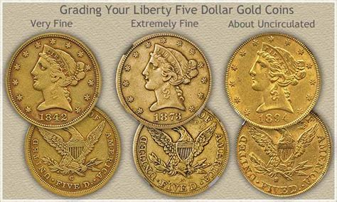 liberty  dollar gold coin  discover  worth today