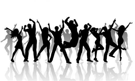 Red Orchestra 2 Wallpaper Silhouetten Von Menschen Tanzen Download Der Kostenlosen Vektor